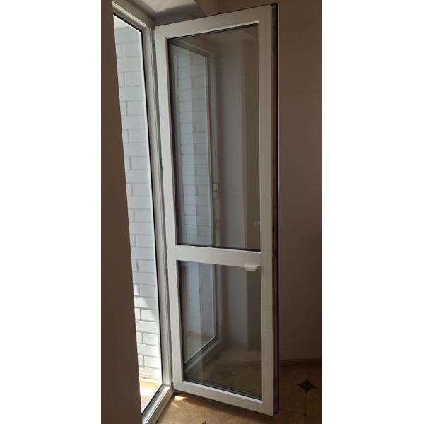 (Русский) Металлопластиковые двери