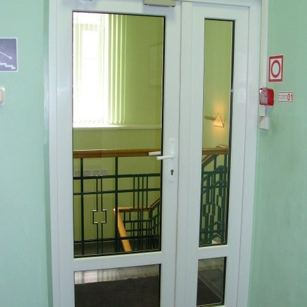 Entrance doors «BRILLANT-DESIGN»