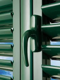 Алюминиевые защитные ставни под заказ