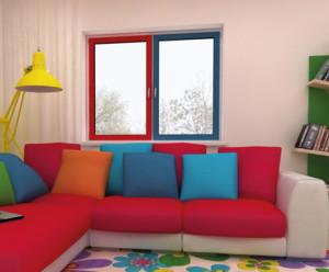 (Русский) Встречай весну ярко: цветные окна Rehau со скидкой до 38%!